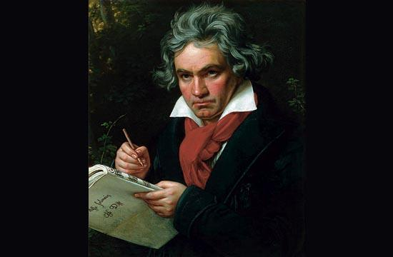 The Santa Monica Symphony will perform the works of composer Ludwig van Beethoven on Sunday