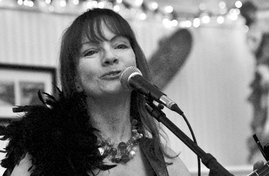 Kathy Leonardo will perform tonight at Sonny McLean's Irish Bar and Saturday at Montana Avenue's Small Business Saturday celebration.