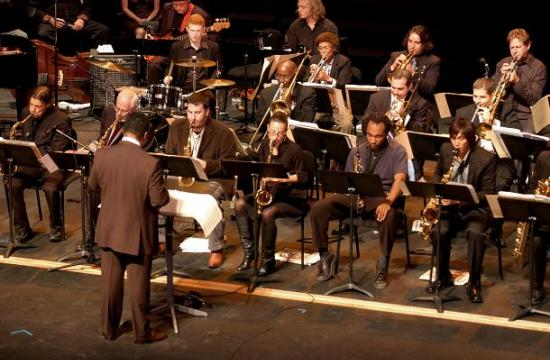 Enjoy a performance by the SMC Jazz Band this Monday