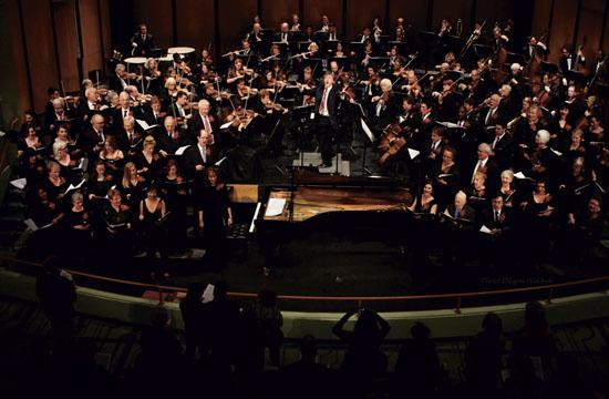 The Santa Monica Symphony is celebrating its 70th anniversary this year.