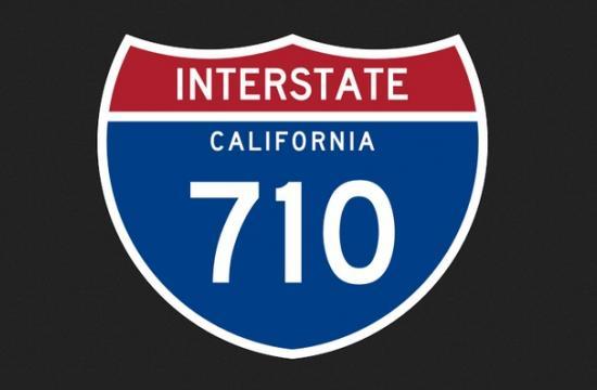 710 Freeway.