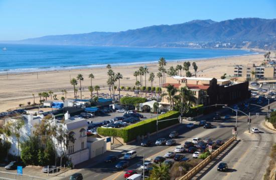 Traffic alert! This week's Santa Monica temporary lane closure information.