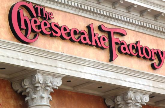 The Cheesecake Factory will open on level three of Santa Monica Place in fall 2015.