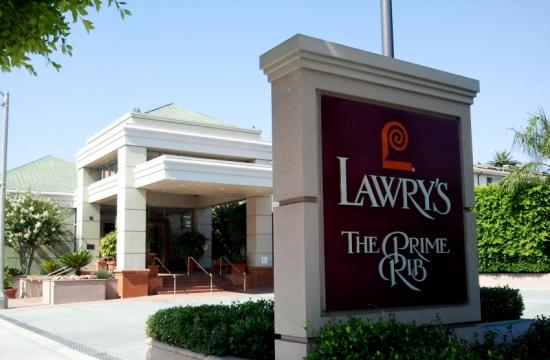Lawry's The Prime Rib has been hosting the Beef Bowl in the lead up to the Rose Bowl since 1956.