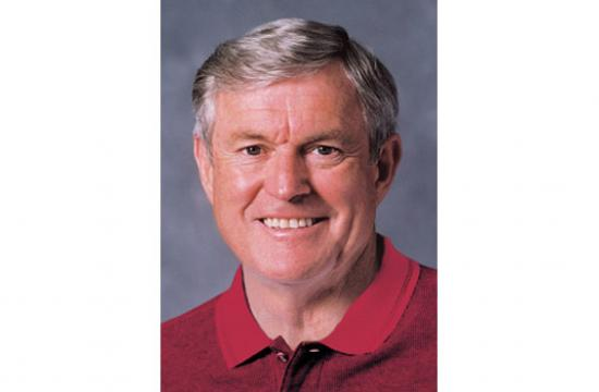 Former UCLA coach Dick Vermeil.