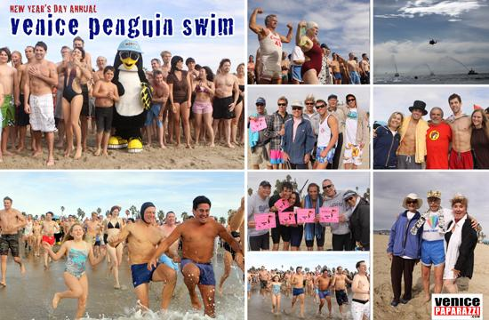 The annual Penguin Club Ocean Swim returns to Venice Beach this Thursday