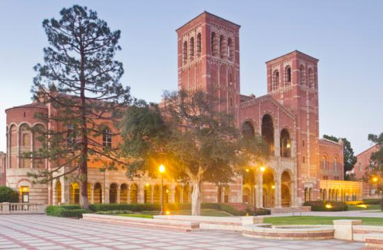Latest UCLA news.