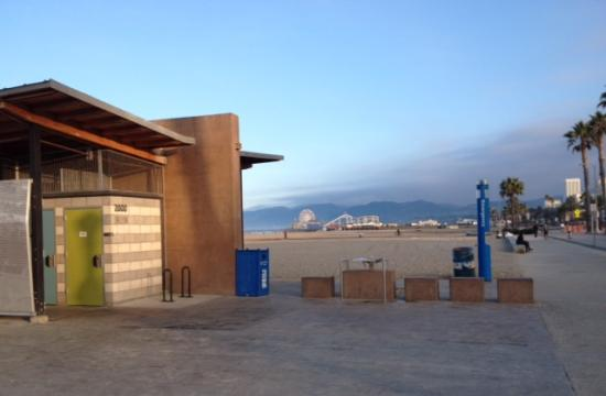 Ocean Park beach bathroom workers are fighting for their jobs.