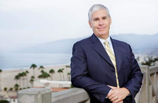 Santa Monica City Manager Rod Gould will receive the Individual Excellence Award at the 2015 State of the City.