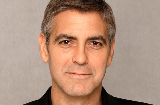 George Clooney will receive the Hollywood ForeignPress Association's Cecil B. DeMille Award Sunday.