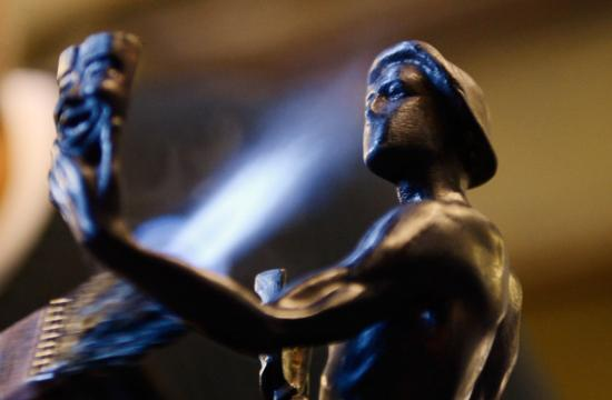 The Actor statuettes