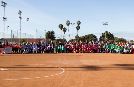 Santa Monica Girls Fastpitch (SMGF) is a non-profit