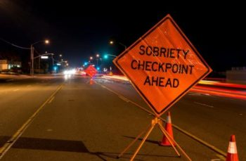 Latest DUI checkpoint news.