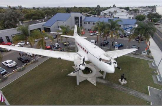 Latest Santa Monica Museum of Flying news.