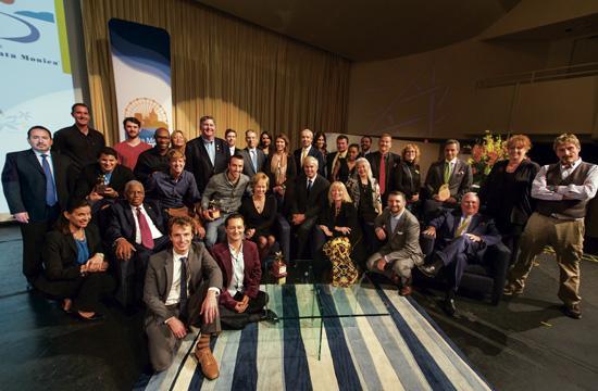 Santa Monica's business leaders