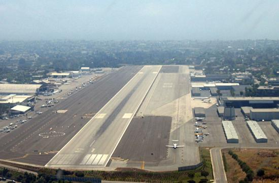 Latest Santa Monica Airport news.