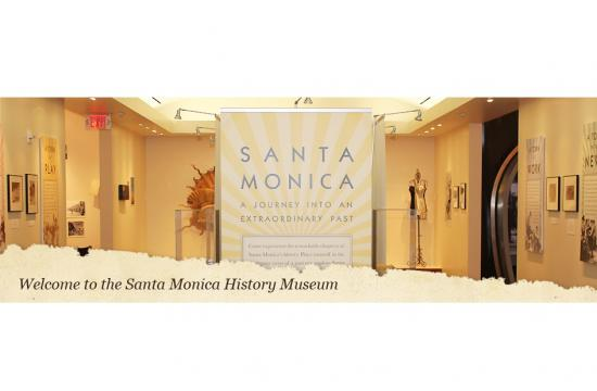 Santa Monica History Museum is located at 1350 7th Street