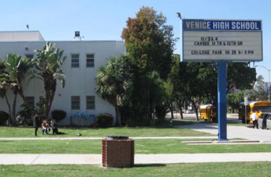 Venice High School.