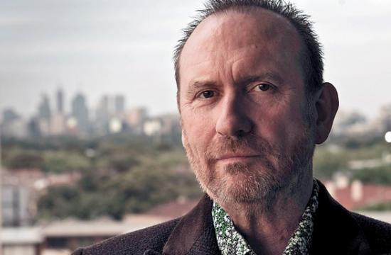 Former Men at Work frontman Colin Hay.
