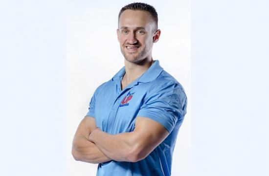 Show Up Fitness founder Chris Hitchko opened his Santa Monica personal training studio in October 2014.