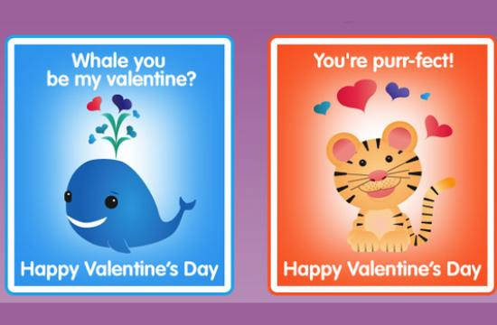 Time is running out to create an online Valentine's Day card for kids at Children's Hospital Los Angeles.