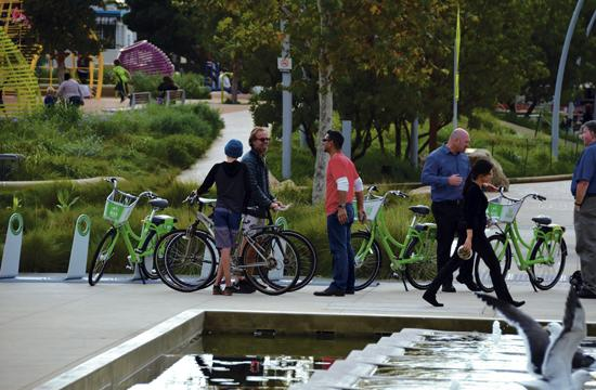 "The City Council approved the name ""Breeze"" for the $10 million bike-share rollout with CycleHop on Tuesday."