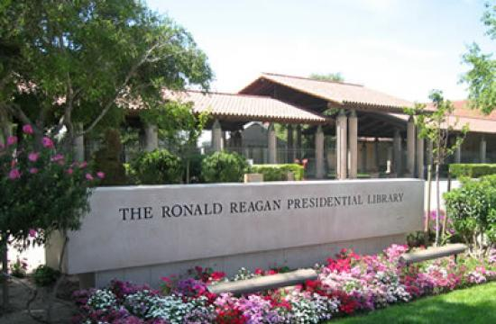 Ronald Reagan Presidential Library in Simi Valley