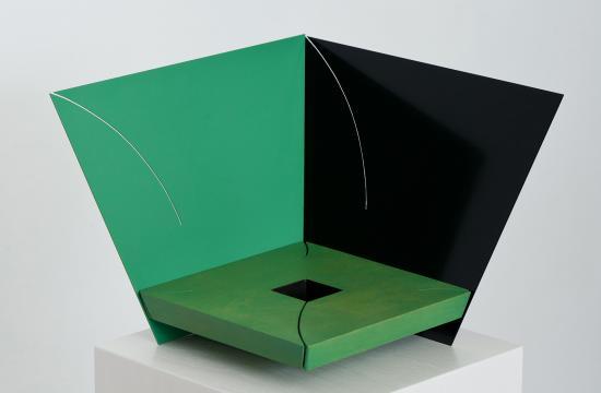 """Matt Paweski """"Corner (Jade)"""""""
