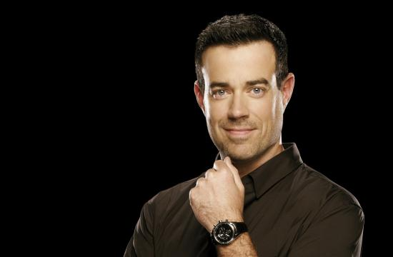Television host Carson Daly is being sued by an oil company that alleges either he or members of a trust built a fence that encroaches on the firm's property in Santa Monica.