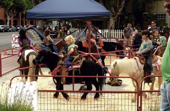 A recent survey revealed the majority of attendees at the Main Street Farmers Market on Sundays are in favor of Tawni's Ponies and Animal World Petting Zoo continuing to operate.