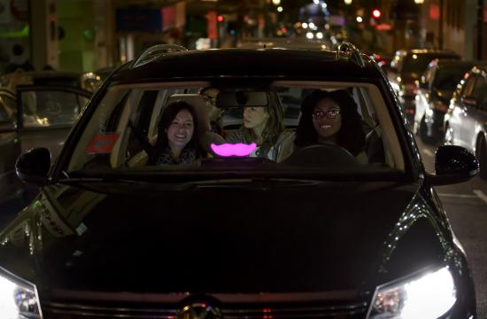 A class action lawsuit accuses Lyft of taking new drivers for a ride.