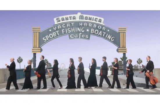 Orchestra Santa Monica will perform next on Sunday