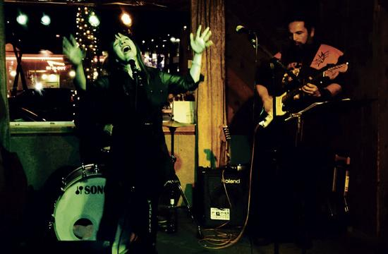 Kat and the Blues Hounds will perform a free show at Sonny McLean's Irish Bar tonight.