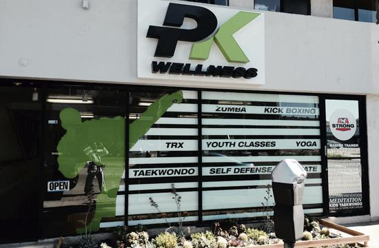 PK Wellness at 2110 Wilshire Blvd. in Santa Monica helps clients lose fat through a mix of i-Lipo and fitness training.