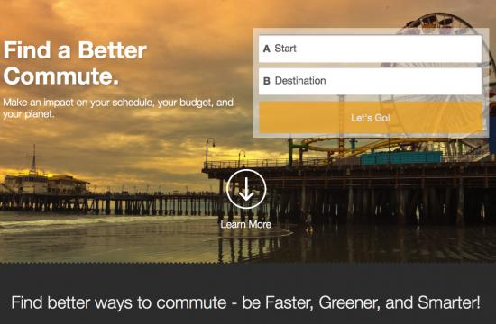 CommuteSM.com launched the first-ever Santa Monica Commuter Challenge