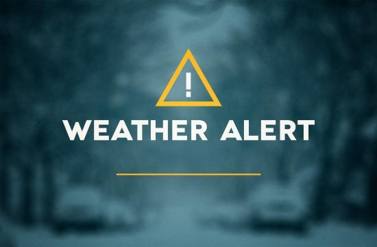 Latest weather news.