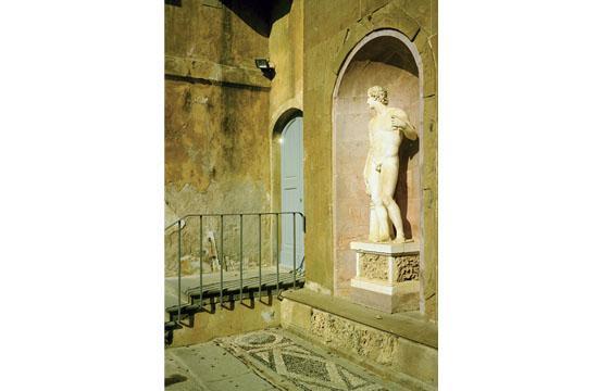 """Marco Gualtieri's """"The Statue: A Story Told Twice - Apollo"""