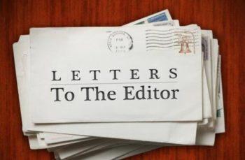 Letter to the edtiro