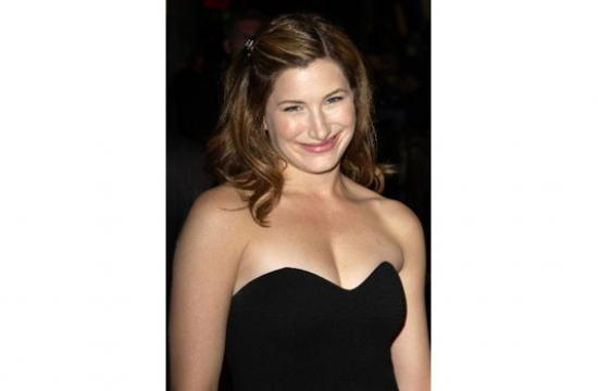 Kathryn Hahn stars in  'The D Train' alongside Jack Black.