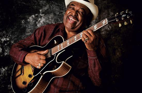 Ray Brooks and the Blues Masters Band will perform at the free Santa Monica Juneteenth Festival at Virginia Avenue Park this Saturday.