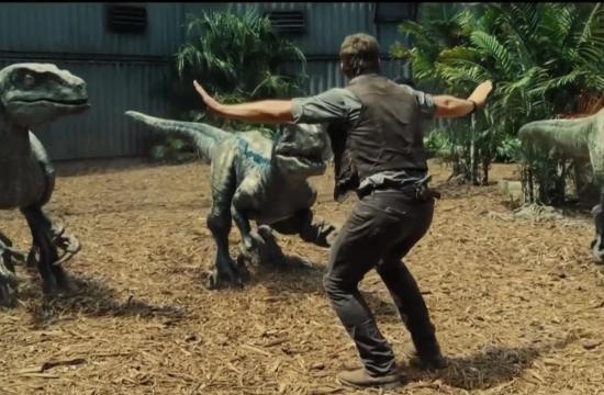 Jurassic World continues to dominate the box office.