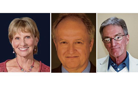 Matrix Institute founders Jeanne L. Obert