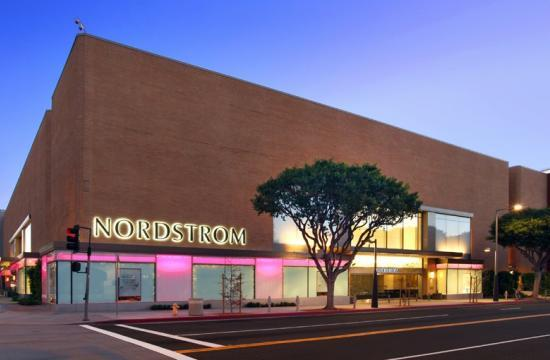 Nordstrom's Santa Monica is located at 220 Broadway.