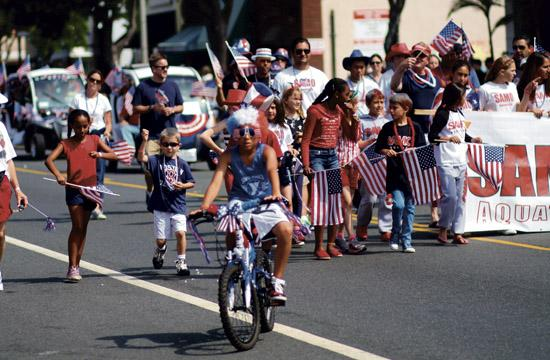 Ocean Park Association will host its ninth annual Fourth of July Parade at 9:30 am this Saturday.