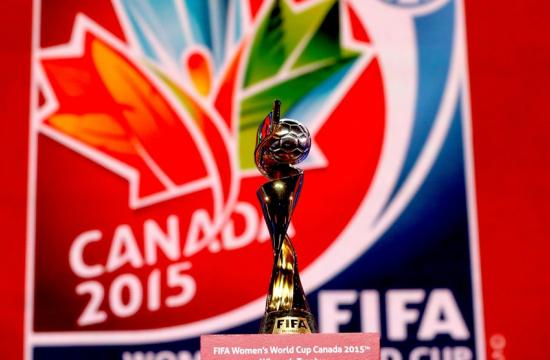 Today's 2015 FIFA Women's World Cup final will be held between the U.S. and Japan.