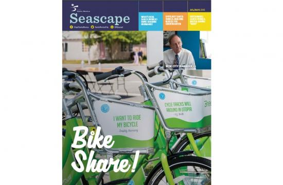The latest edition of Seascape is now available.