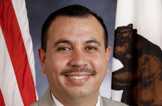 State Senator Tony Mendoza.
