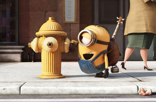 Minions was projected to open with $115.2 million in ticket sales in the U.S. and Canada