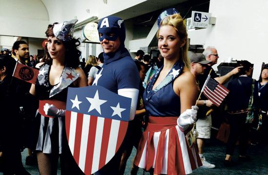 Comic-Con Is A Pop Culture Phenomenon