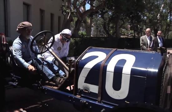 Santa Monica got the chance to re-live the historic 1911 Santa Monica Road Races on Friday.